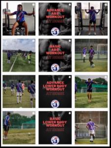 Mumbai Ultras Football Club Instagram Page Aesthetic