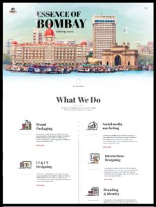 Bombay Tone Website